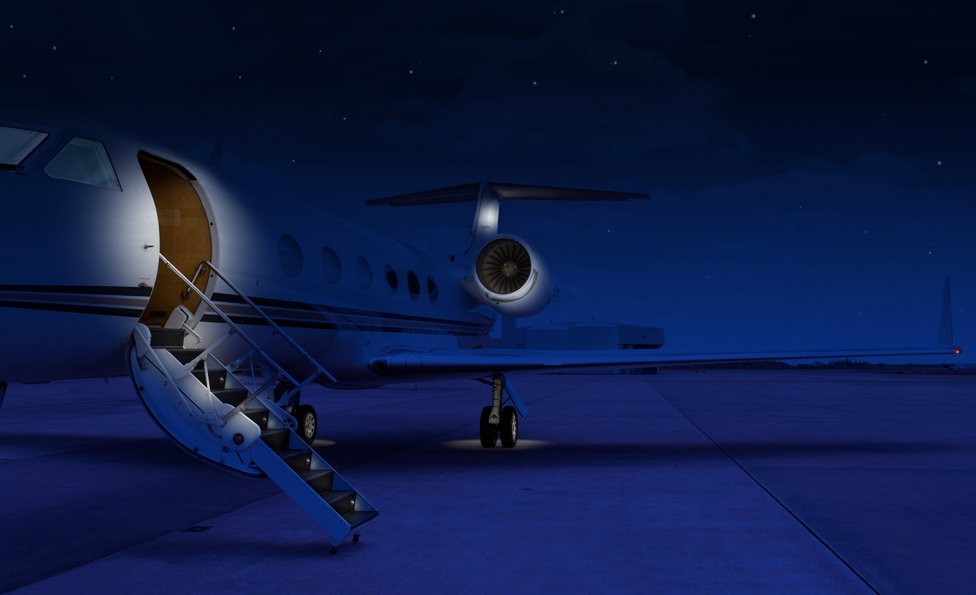 THE LEADING PRIVATE AVIATION COMPANY IN GREECE