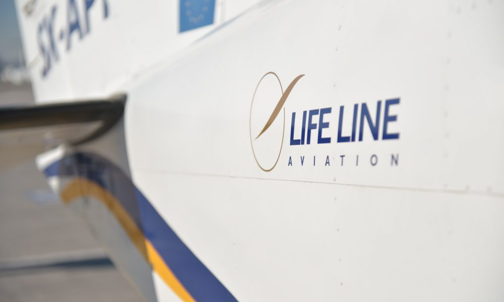 Life Line Aviations Airplanes